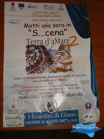 Pescare in sicilia events single - I giardini di giano ...