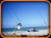 Pesca a Fondo PAF-dalla spiaggia